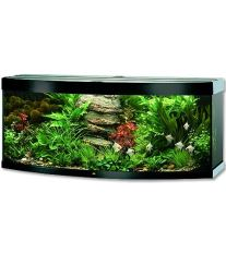 Juwel Vision 450 akvárium set čierny 151x61x64 cm, objem 450 l