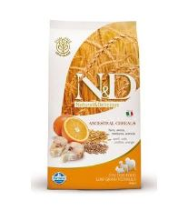 N&D Low Grain Dog Adult Codfish & Orange