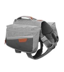 Ruffwear batoh pro psy, Commuter Pack, šedý, velikost S