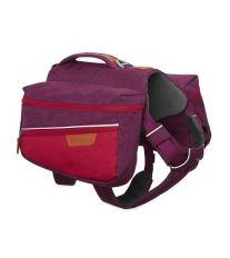 Ruffwear batoh pro psy, Commuter Pack, fialový, velikost XS