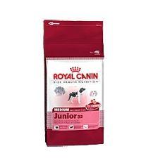 Royal Canin Medium Junior - pre šteňatá stredných plemien