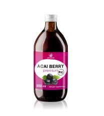 Allnature Acai Berry BIO 500 ml