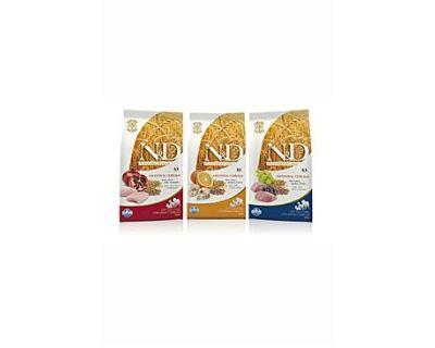 N&D Low Grain Dog Senior S / M Chicken & Pomegr. 2,5 kg