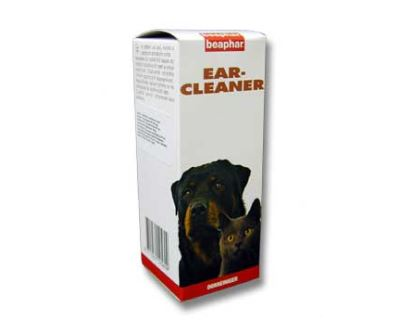 Beaphar Ear Cleaner ušné kvapky pre psov a mačky 50 ml
