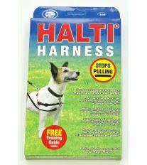 Postroj nylon Harness proti ťahanie Halti medium