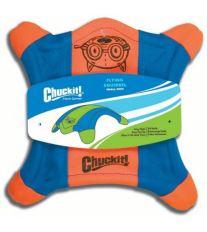 Chuckit! lietajúci tanier veverička oranžovo modrá