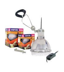 Arcadia Clamp Lamp Pro D3 UV Basking Lamp