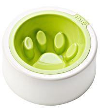 Fellipet Kaleido Good Manners miska proti hltaniu pre malé a stredné psy - Lime 355 ml