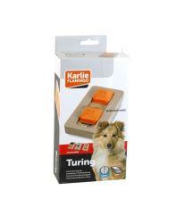 Karlie-Flamingo Interaktivní dřevěná hračka TURING 22x12cm