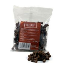 Chewies sušené zveriny kocky pre psov 200 g