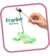 Beco Cat Nip hůlka - Žába Frankie