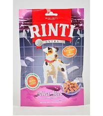 Rinti Extra Mini-Bits pochúťka - karotka & špenát 100 g