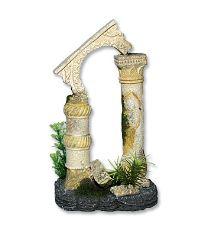 Dekorácie AQUA EXCELLENT antické stĺpy 12,5 x 10,5 x 20 cm
