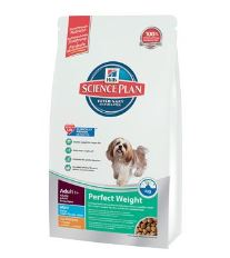 Hill's Canine Dry Adult Perfect Weight Mini