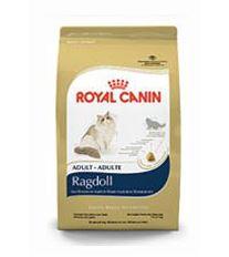 Royal Canin Breed Feline Ragdoll - pre dospelých ragdoll mačky