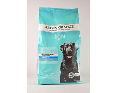 Arden Grange Dog Adult Light 2 kg