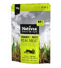 Nativia Real Meat Rabbit&Rice