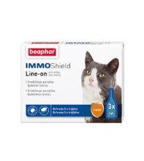 BEAPHAR Line-on IMMO Shield pro kočky
