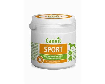 Canvit Šport - vitamínový doplnok pre aktívnych psov 100 g