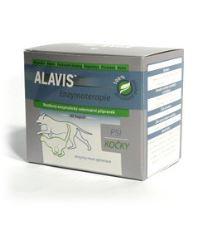 Alavis Enzymoterapia-Curenzym pre psov a mačky, 80 tabliet - EXPIRÁCIA 30/4/18