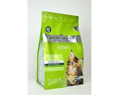 Arden Grange Cat Kitten Chicken & Potato - kuracie & zemiaky pre mačiatka