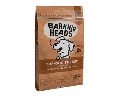 Barking Heads Turkey Delight Grain Free 12 kg