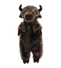 Dog Fantasy Skinneeez bizon plyšový 50 cm
