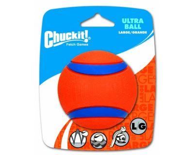 Chuckit! Ultra Ball gumový aportovacia loptičku