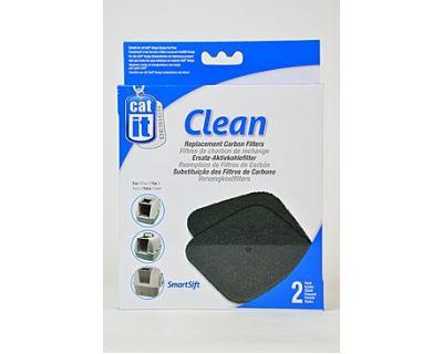 Hagen Náhradný filter uhlíkový pre WC CAT IT Design 2ks