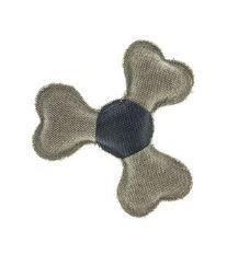Hračka pes Trojzubec textilní IMAC