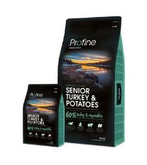 Profine NEW Dog Senior Turkey & Potatoes 3 kg