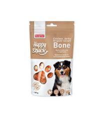 Pochoutka BEAPHAR Happy Snack Dog kuřecí stehýnka s vápníkem 60 g