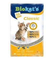 Podestýlka Biokat's Classic 20L