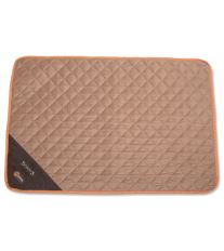 Scruffs Thermal Mat Termálne podložka čokoládová - veľkosť L, 105x70 cm