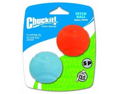Chuckit! Fetch gumový aportovacia loptičky s veľkým odskokom, 2 ks