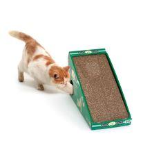 Karlie Škrabadlo s ukrytou myškou pre mačky, 50x21x32 cm