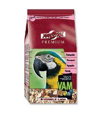 Krmivo Versele-LAGA Premium Prestige pre veľké papagáje 1 kg