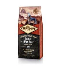 Brit Carnilove Dog Lamb & Wild Boar