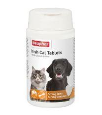 Doplněk stravy BEAPHAR Irish Cal Tablets (150tablet)