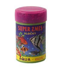Aqua Exotic superzmes vločky krmivo pre ryby