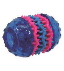 Dog Fantasy TPR dental modrá 10,8 cm