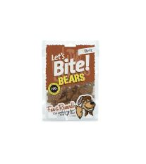 Brit pochúťka Let's Bite Bears 150 g novinka