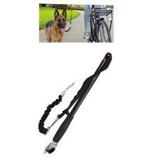 PetGift Vodítko elastické s ramenem pro jízdu na kole se psem