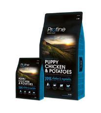 Profine NEW Dog Puppy Chicken & Potatoes 15 kg
