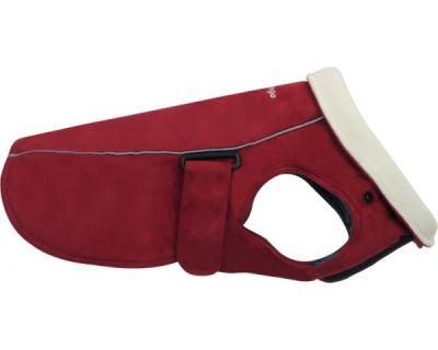 Red Dingo Perfect Fit Zateplená bunda červená