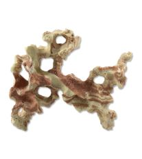 Dekorácie Kameň morský dúhový 15,5 cm