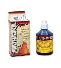 Multimedikal HU-BEN kombinované liečivo 50 ml