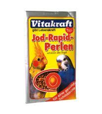 Jód Rapid Perls VITAKRAFT Sittich 20 g
