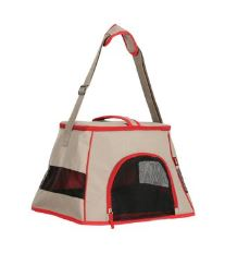 Taška cestovní / domek HAPPY CAT 43x30x28cm Zolux
