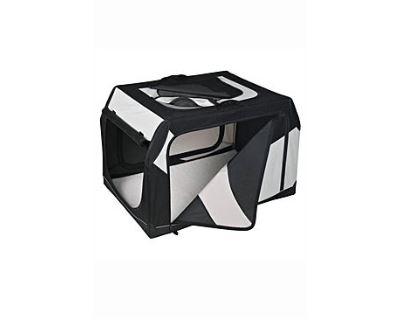 Prepravka Vario nylon ML 91x58x61cm čierno-šedá 1ks TR